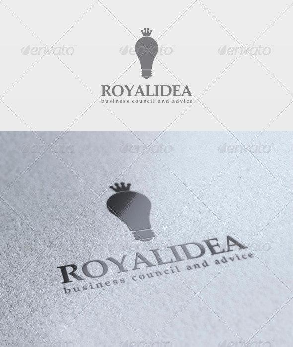 Royal Idea Logo - Objects Logo Templates