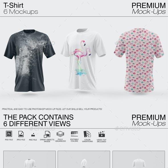 Shirt Mockup Pack