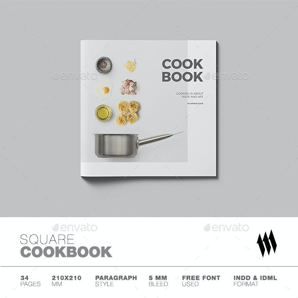 Square Cookbook
