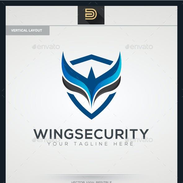 Wings Security Logo