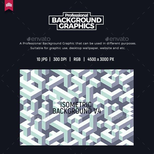 Isometric Background V.4