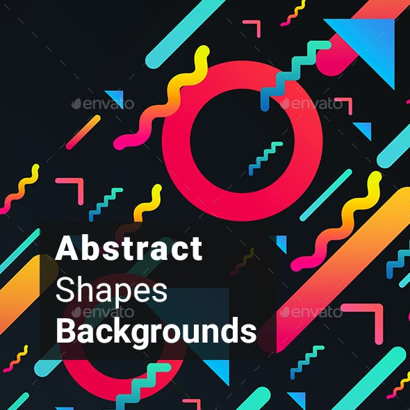 Abstract Shapes Backgrounds