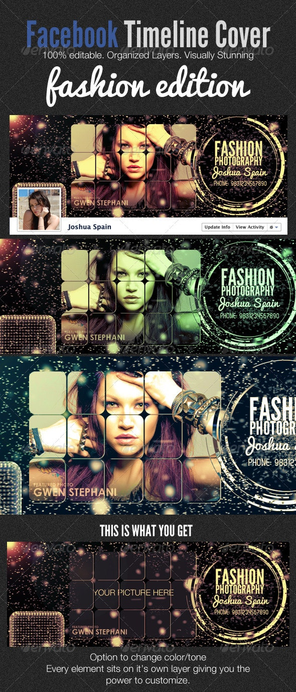 Facebook Timeline Covers - Fashion Edition - Facebook Timeline Covers Social Media