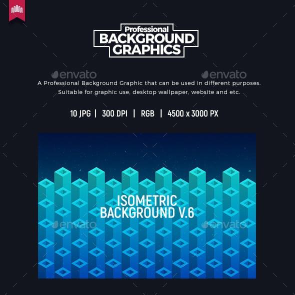 Isometric Background V.6