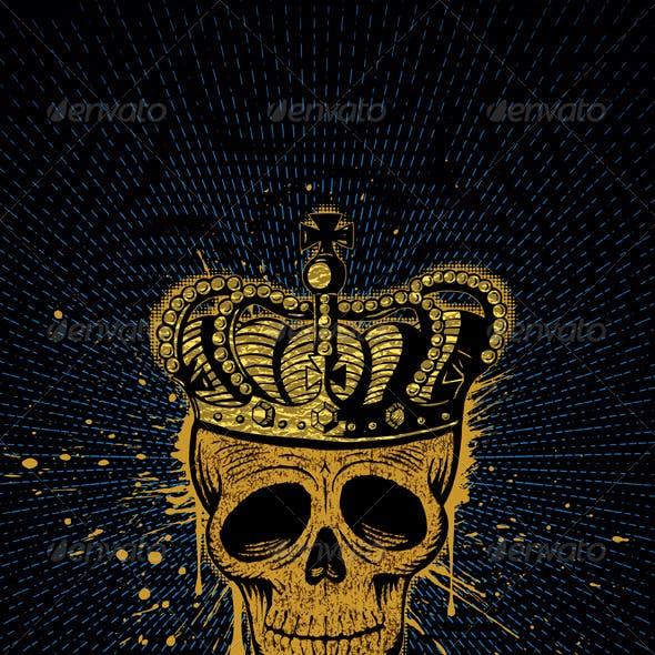 King's skull