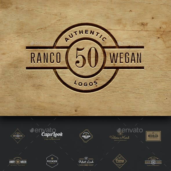 50 Authentic Logo