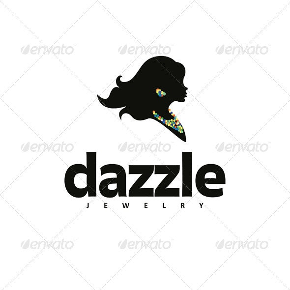 Dazzle Jewelry - Humans Logo Templates
