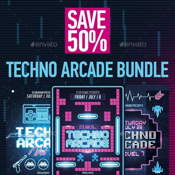 Techno Arcade Bundle