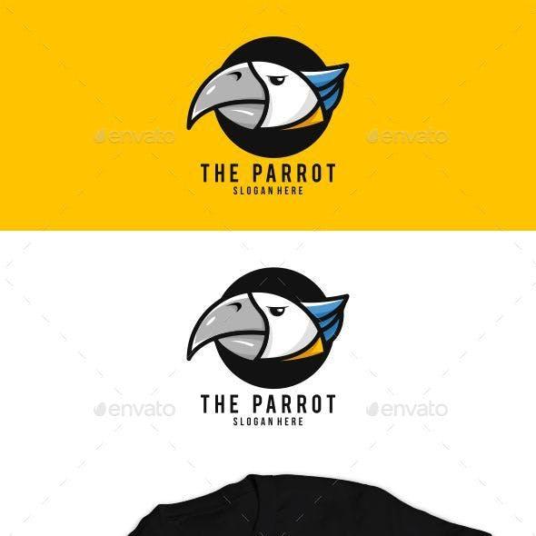 Logo Bird Parrot