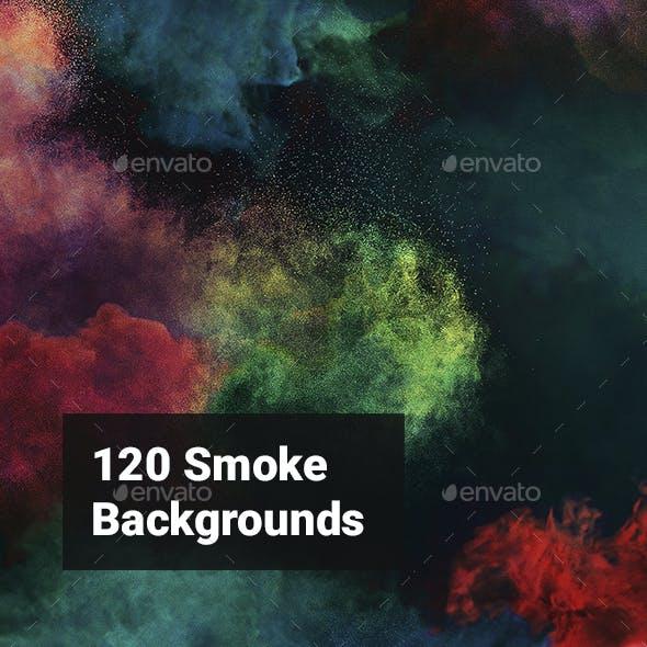 120 Smoke Backgrounds
