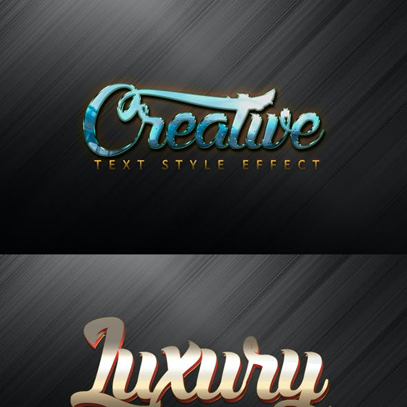 10 New Text Styles A4