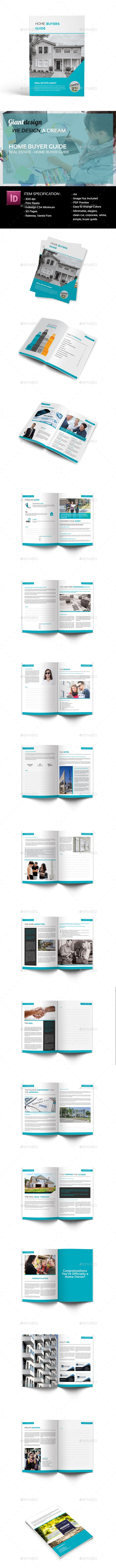 Real Estate Home Buyers Guide - Corporate Brochures
