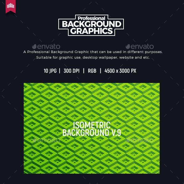 Isometric Background V.9