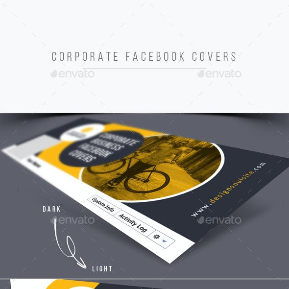 Corporate Facebook Covers