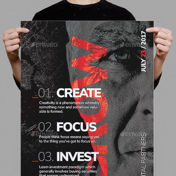 Grow Business Poster / Flyer