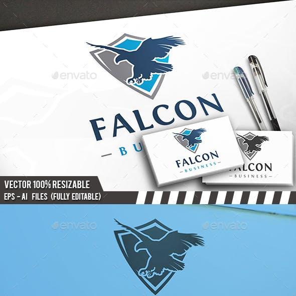 Falcon Shield Logo