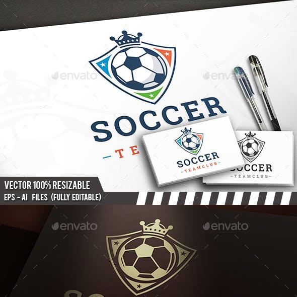 Soccer King Logo