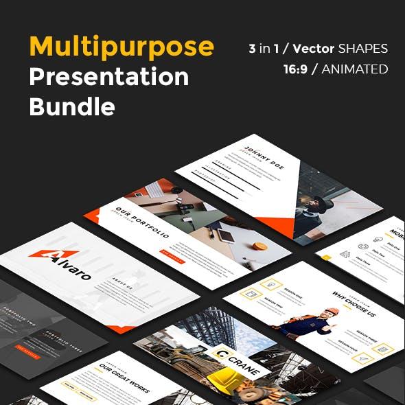 Multipurpose PowerPoint Bundle Vol 2