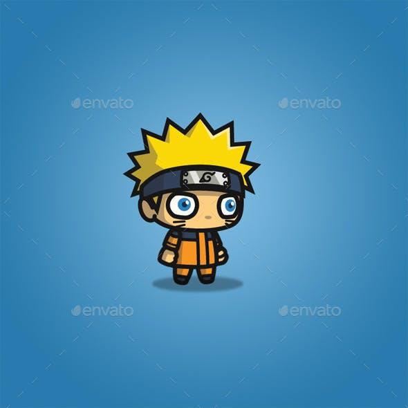 Yellow Hair Shinobi (Naruto)