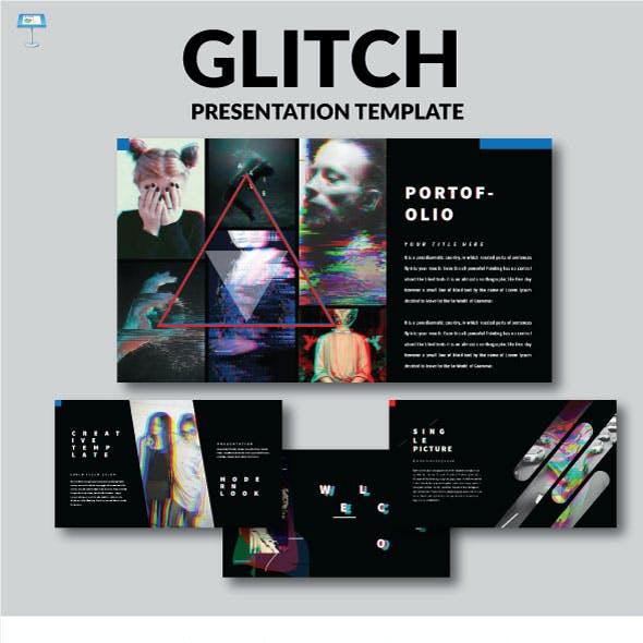 Glitch - Keynote Presentation