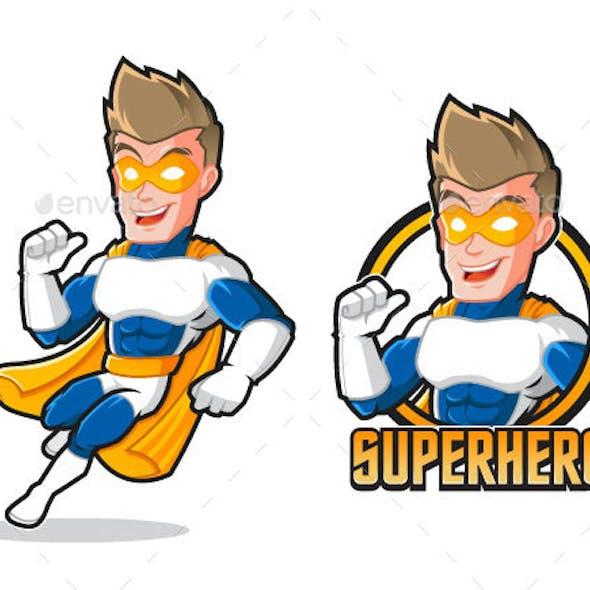 Friendly Superhero