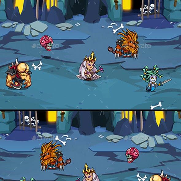 5 RGP Characters - Evil