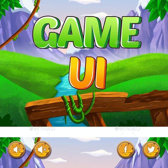 Full Game GUI Pack