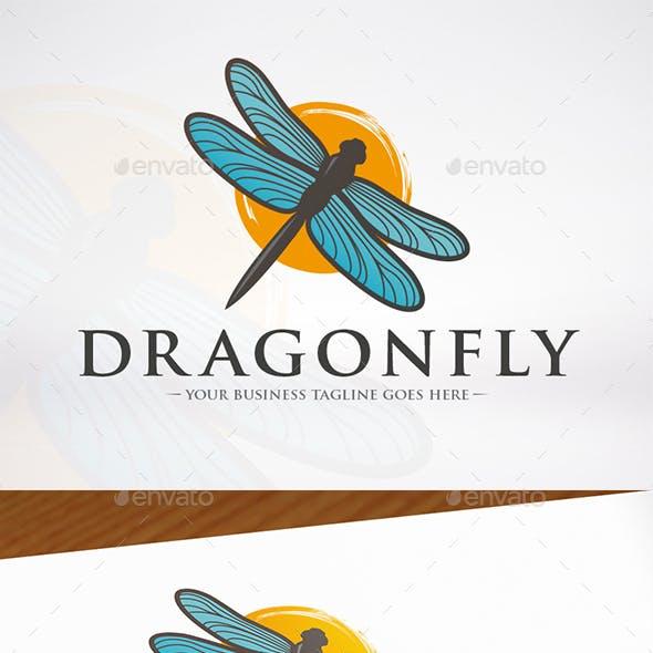 Dragonfly Creative Logo Template