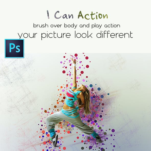 I Can Action