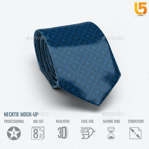 Necktie Mock-Up