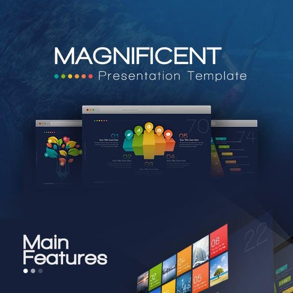 Magnificent Presentation Template