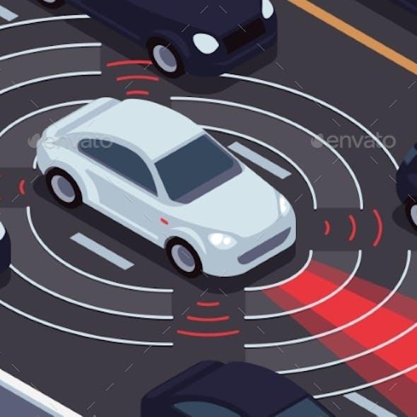 Vehicle Autonomous Driving Technology