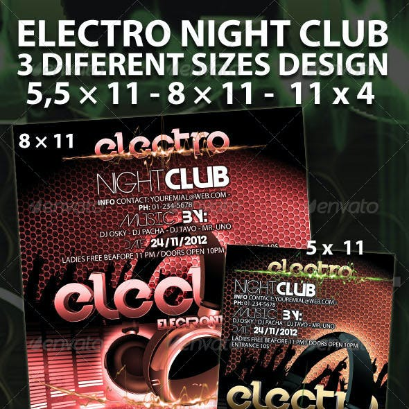 Electro Night Club