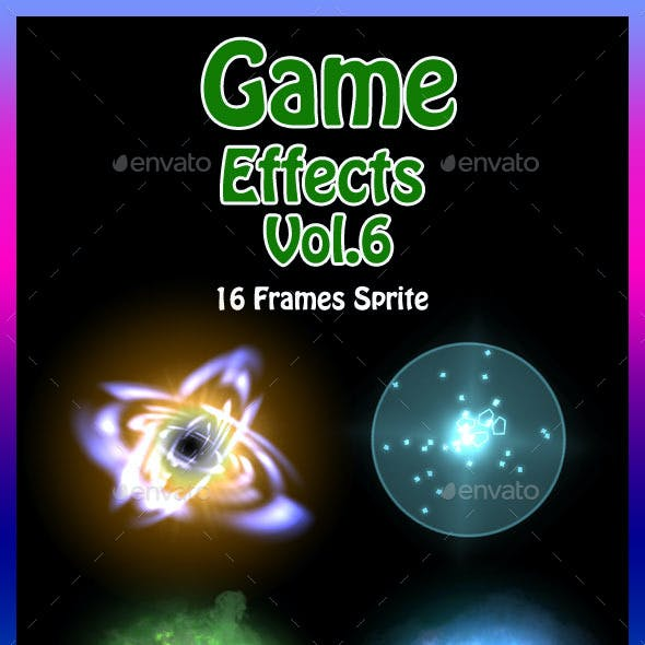 Game Effects Vol. 06