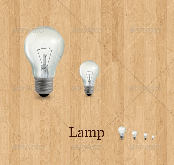 Lamp - Technology Icons