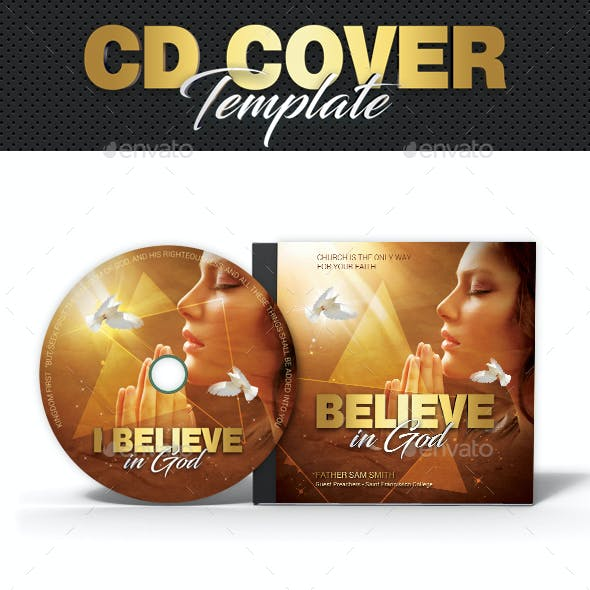 Believe in God CD Cover