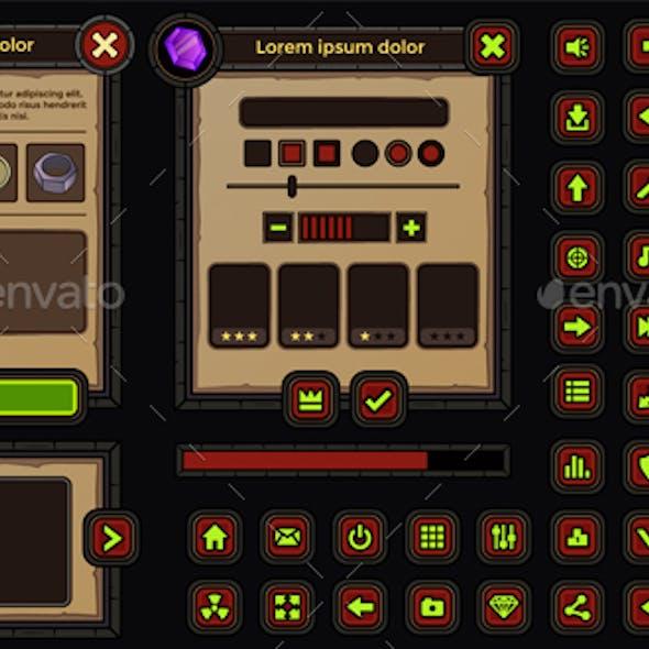 Fantasy User Interface