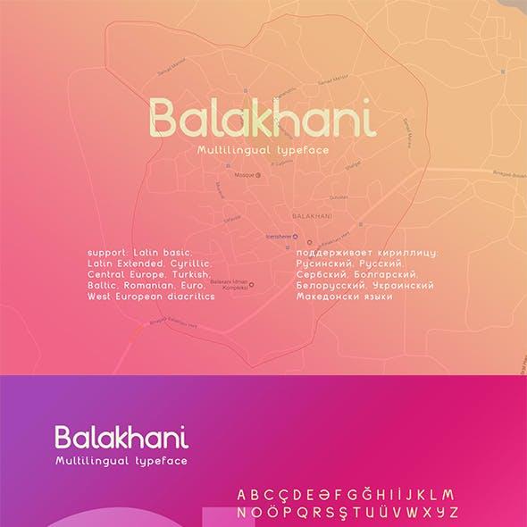 Balakhani