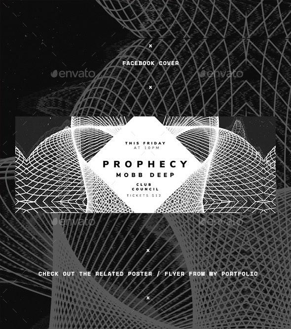 Prophecy Facebook Cover - Facebook Timeline Covers Social Media