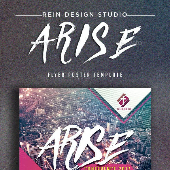 Arise Graphics, Designs & Templates from GraphicRiver