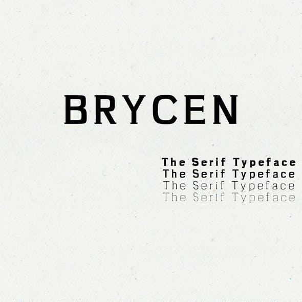Brycen Serif Premium Font Family