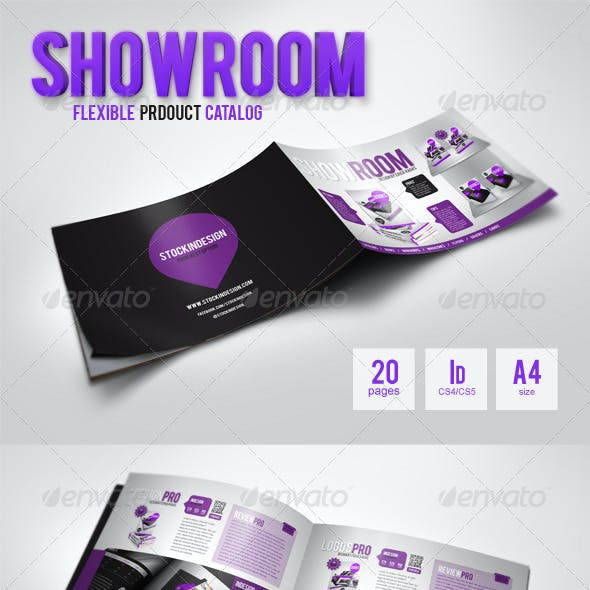 ShowRoom Flexible Product Catalog