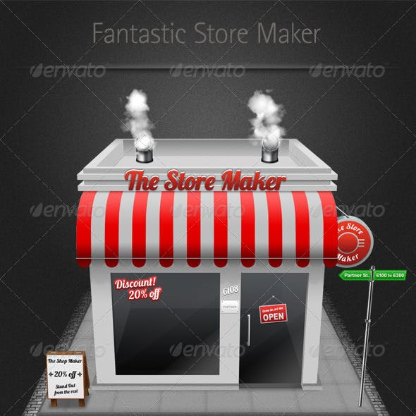 The Store Maker