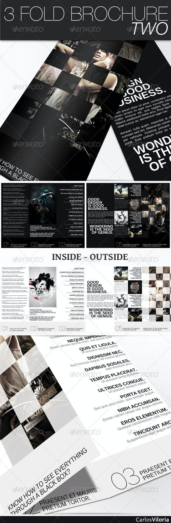 3 Fold Brochure II - Corporate Brochures