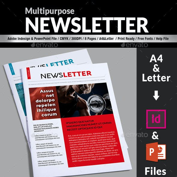 Story - Multipurpose Newsletter Template