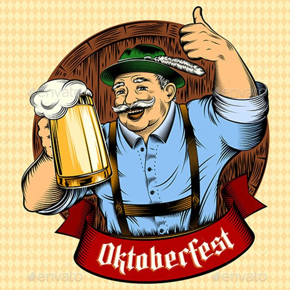 Oktoberfest Man