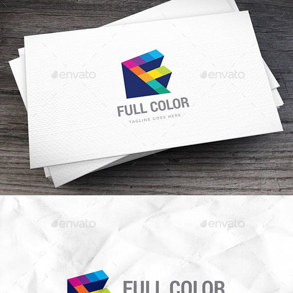 Full Color Logo Template