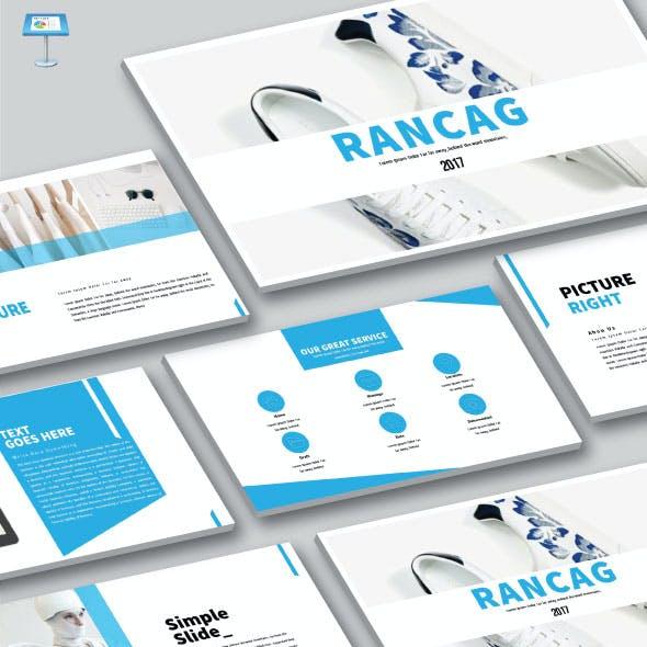 Rancag - Keynote Presentation