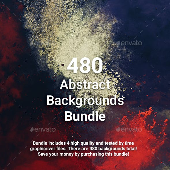 480 Abstract Backgrounds Bundle