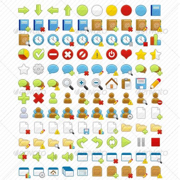 228 App Icons - Aeroplastic